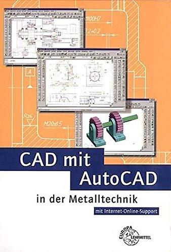 CAD mit AutoCAD Metalltechnik: Mit Internet-Online-Support