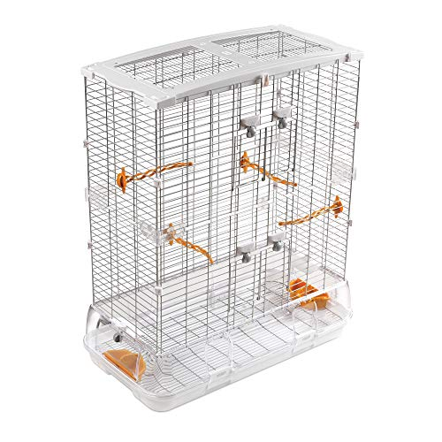 Vision L12 - Jaula para pájaros (tamaño grande)
