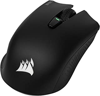 Corsair Harpoon Wireless RGB Wireless Rechargeable Optical Gaming Mouse with Slipstream Technology (10000 DPI Optical Sens...