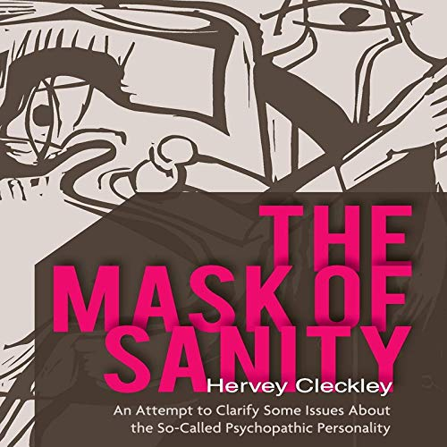 Couverture de The Mask of Sanity