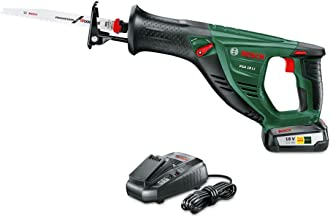 Bosch Psa 18 Li Akülü Panter Testere Psa 18 Li, Yeşil