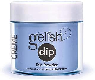Harmony Gelish Nail Dip Powder Take Me To Your Tribe .8oz 1610125 Light Blue Creme