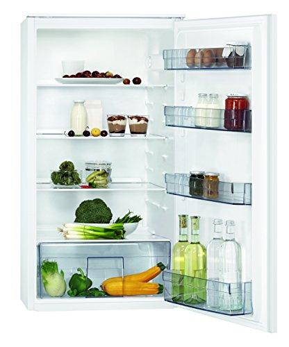 AEG SKB41011AS Kühlschrank / integrierbarer Kühlschrank ohne Gefrierfach / großer 181 l Kühlraum / Einbaukühlschrank mit LED-Beleuchtung / vollautomatisches Abtauen / A+ / H: 103 cm