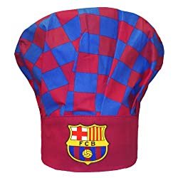 Club Licensed Barcelona Chefs Hat