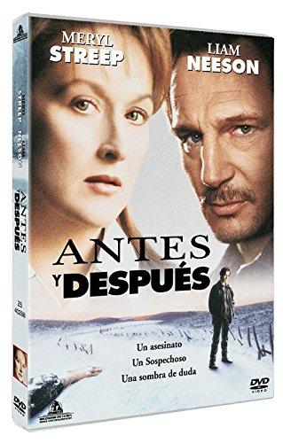 Antes y después [DVD]