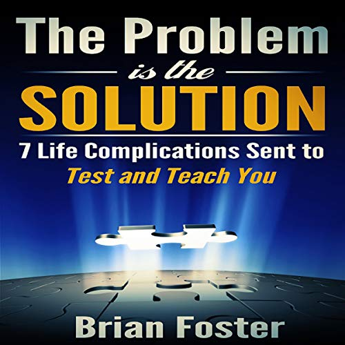 The Problem Is the Solution Audiobook By Brian Foster cover art