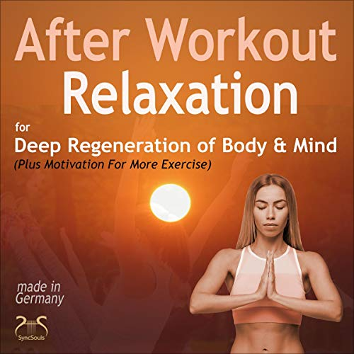 After Workout Relaxation cover art