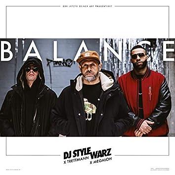 Balance (feat. Trettmann & Megaloh)