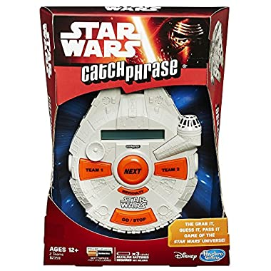 Hasbro Star Wars Catch Phrase Game