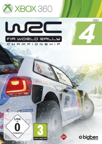 WRC 4 - World Rally Championship - [Xbox 360]