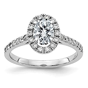 Best pure white gold ring Reviews