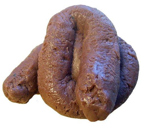 Doggy Doody Fake Dog Poop Handcrafted Soap - Chocolate