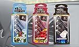 3 confezioni Yankee Candle-Bastoncini neutralizzatori di odori da auto, profumazione per ciascuna contenente 4 x Vent Stick Air Fresheners L'acquisto è per la selezione casuale delle 3 confezioni per un totale di 12 Air Fresheners (confezione da 4) O...