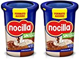 Nocilla Chocoleche-Sin Aceite de Palma:Crema de Cacao-650g (Pack de 2)