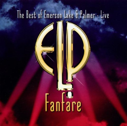 Fanfare-Best of Elp Live