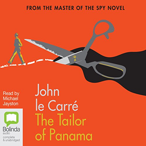 The Tailor of Panama Titelbild