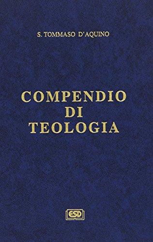 Compendio di teologia