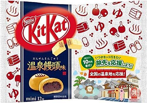 KitKat japonés Mini Onsen Manju - Hecho en Japón'
