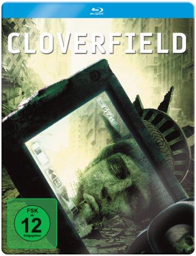 Cloverfield Steelbook [Blu-ray]