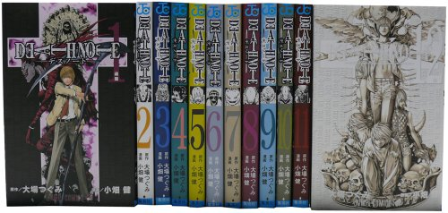 DEATH NOTE (デスノート) 全12巻&別冊 完結セット (ジャンプ・コミックス)