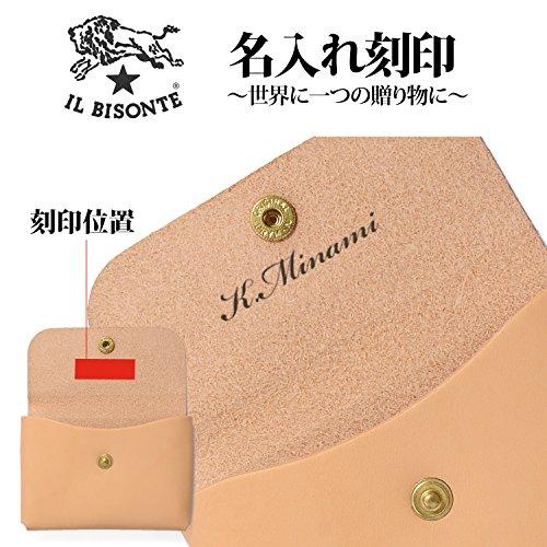ILBISONTE(イルビゾンテ)『カードケースC0855』