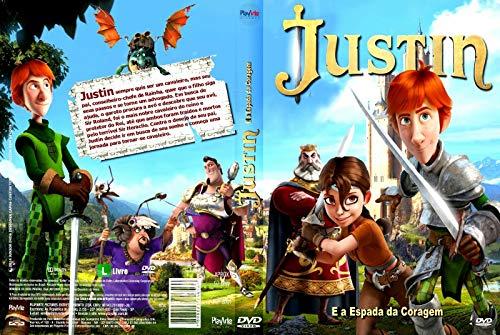 Justin E A Espada Da Coragem - [DVD]