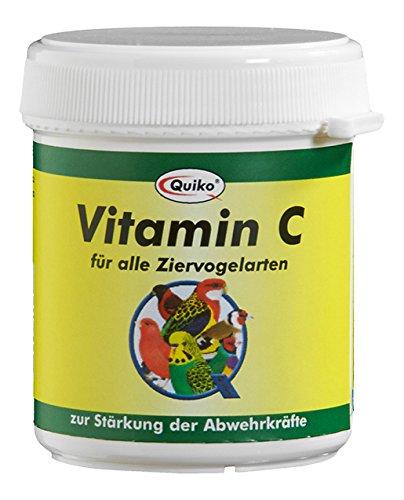 Quiko vitamine C - poeder ter versterking van de afweerkrachten, verpakking van 3 (3 x 90 g)