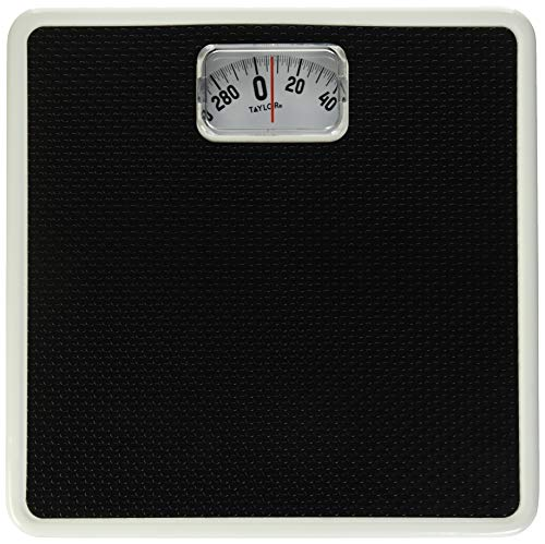 Taylor Precision Products Mechanical Rotating Dial Scale (Black)