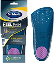 Dr. Scholl's HEEL Pain Relief Orthotics // Clinically Proven to Relieve Plantar Fasciitis, Heel Spurs and General Heel Aggravation (for Men's 8-12, also available for Women's 5-12)