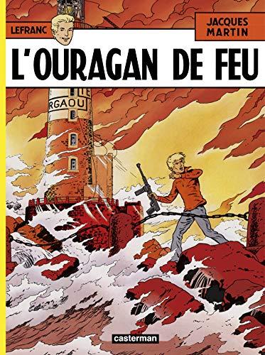 Lefranc, tome 2 : L'Ouragan de feu