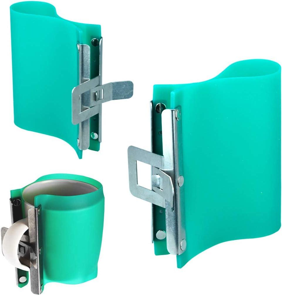 Sublimation Mug Wrap 3D Cup 15 Mu oz Quality inspection 11 Clamps Dedication