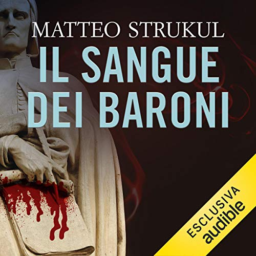 Il sangue dei baroni copertina