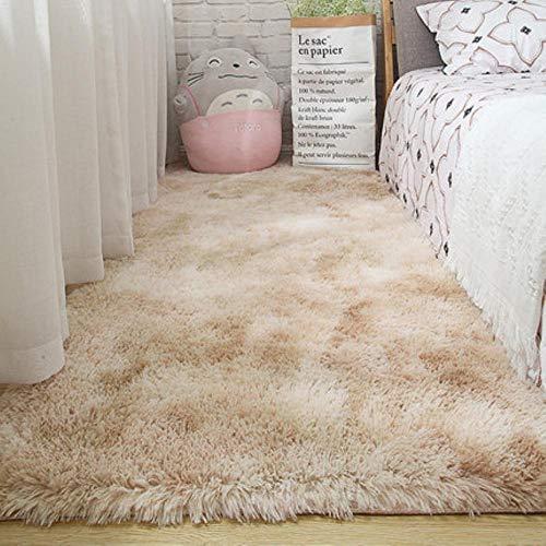 Woonkamer tapijt slaapkamer bed mat eenvoudig modern grijs huishouden vloerkleed zachte huidvriendelijke multi-zone gebruik deken, 1.100cm x 200cm