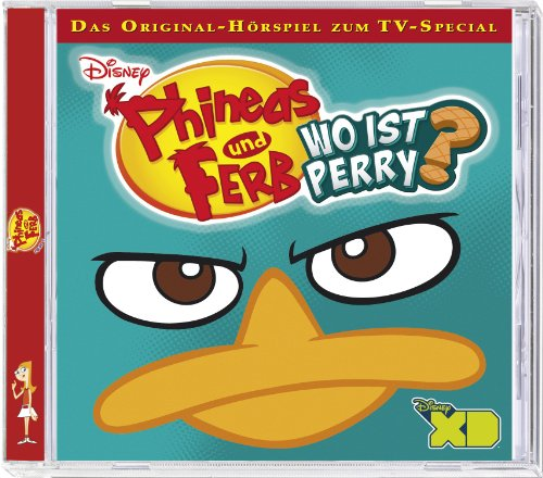 Phineas und Ferb TV Serie Folge 6