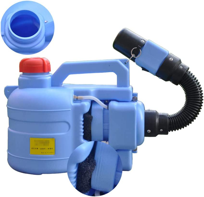 XULONG Oklahoma City Mall Portable Electric Cheap sale Sprayer 5l Mist Spr Capacity Ultra-Low