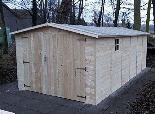 AL timber Ltd Holzgarage Schuppen Werkstatt 6 m x 3 m