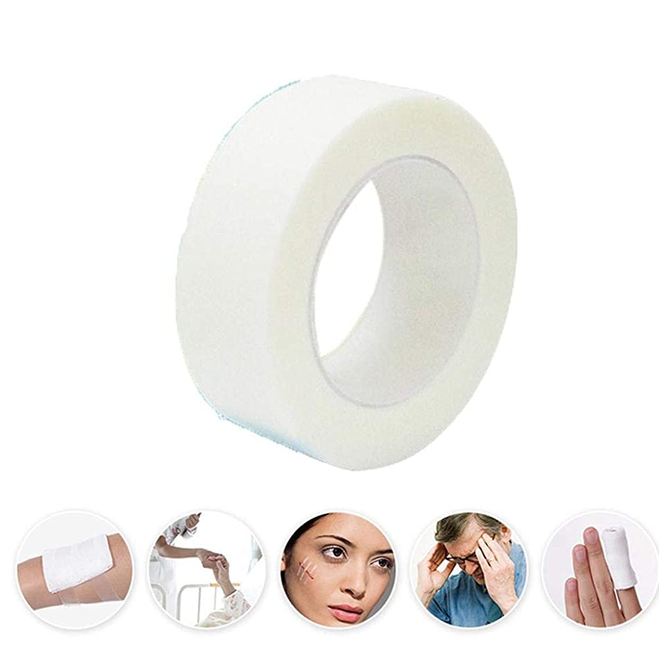 Janedream 1.25cm Eyelash Extension Lint Breathable Non-woven Cloth Adhesive Tape Makeup Tools