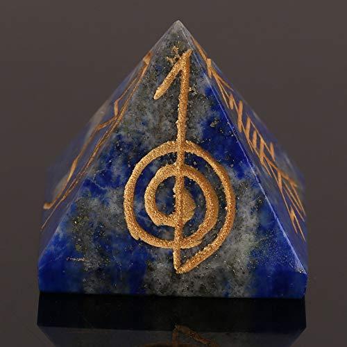 Natural Black Obsidian Rune Ensemble Reiki Healing Tumble Gemstone Velvet Pouch 25 PC