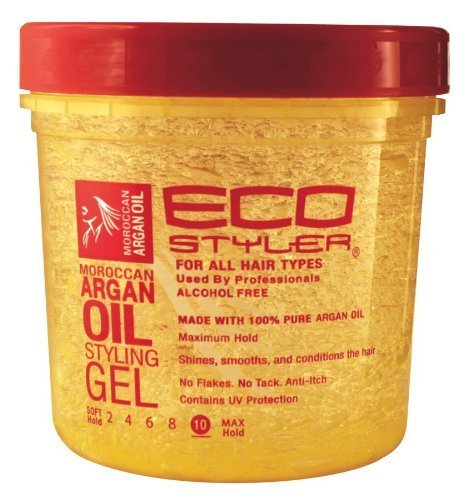 Eco Styling Gel with Argan Oil 24 oz. (Pack of 2) by Eco Styler