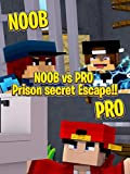 Clip: Noob vs Pro - Minecraft Prison Secret Escape (Noob Pro)
