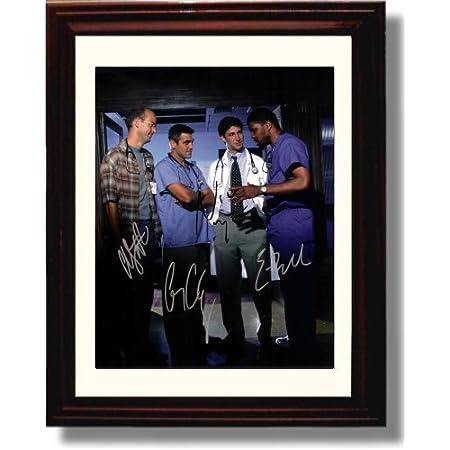 Framed Tony Romo Sports Illustrated Autograph Replica Print 8x10 Print