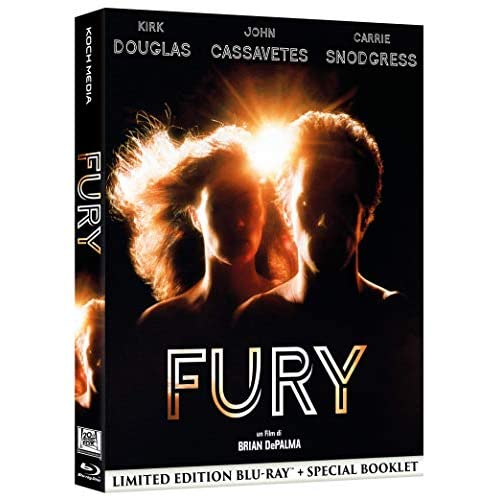 Fury (Blu-Ray + Booklet) (Limited Edition) ( Blu Ray)