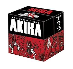 Akira Coffret Edition Originale Tomes 1 à 6