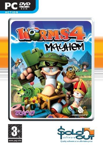 Worms 4: Mayhem (PC DVD) [Edizione: Regno Unito]