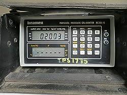 Beamex PC-1050-IS Presscal Pressure Calibrator w/Power Supply & case - NJ46