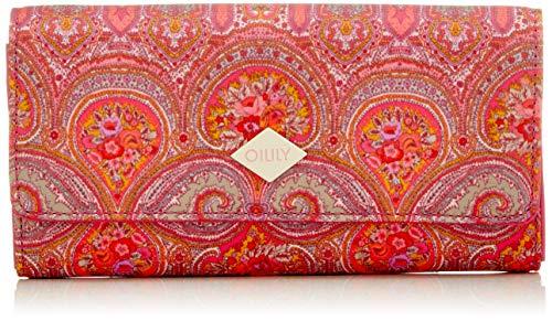 Vivid Purse Lh12f, Women's Wallet, Red (Rot (Red)), 1.0x9.5x18.0 cm (B x H T)