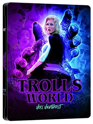 Trolls World - Voll vertrollt - Limited Steel-Edition auf 1.000 Stück (+ DVD) [Blu-ray]