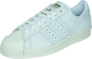 adidas Originals Superstar 80s Womens Leather Sneakers/Shoes