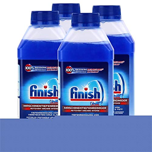Calgonit Finish Spül-Maschinen-Pfleger 5x Power 250ml (4er Pack)