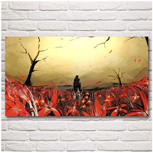 Metal Gear Solid Game Poster Fortune Game Canvas Impreso Pintura Wall Art...